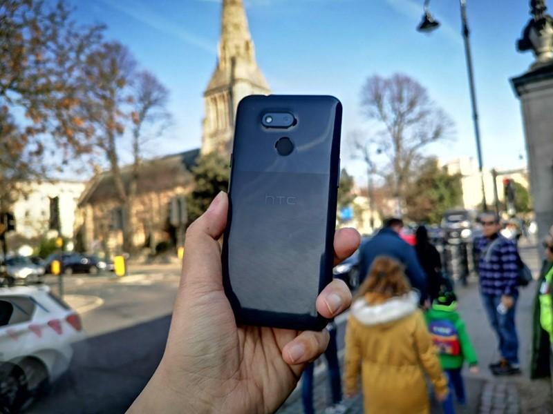 HTC Desire 12s 性能電力實測 + 相機實拍 @3C 達人廖阿輝
