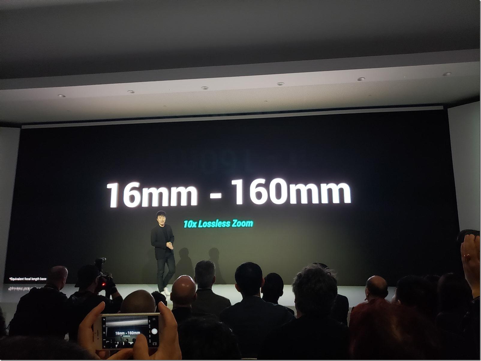 10 倍光學變焦手機來啦!OPPO 發表三鏡頭創新科技實現十倍混合變焦技術!(含實拍照) @3C 達人廖阿輝