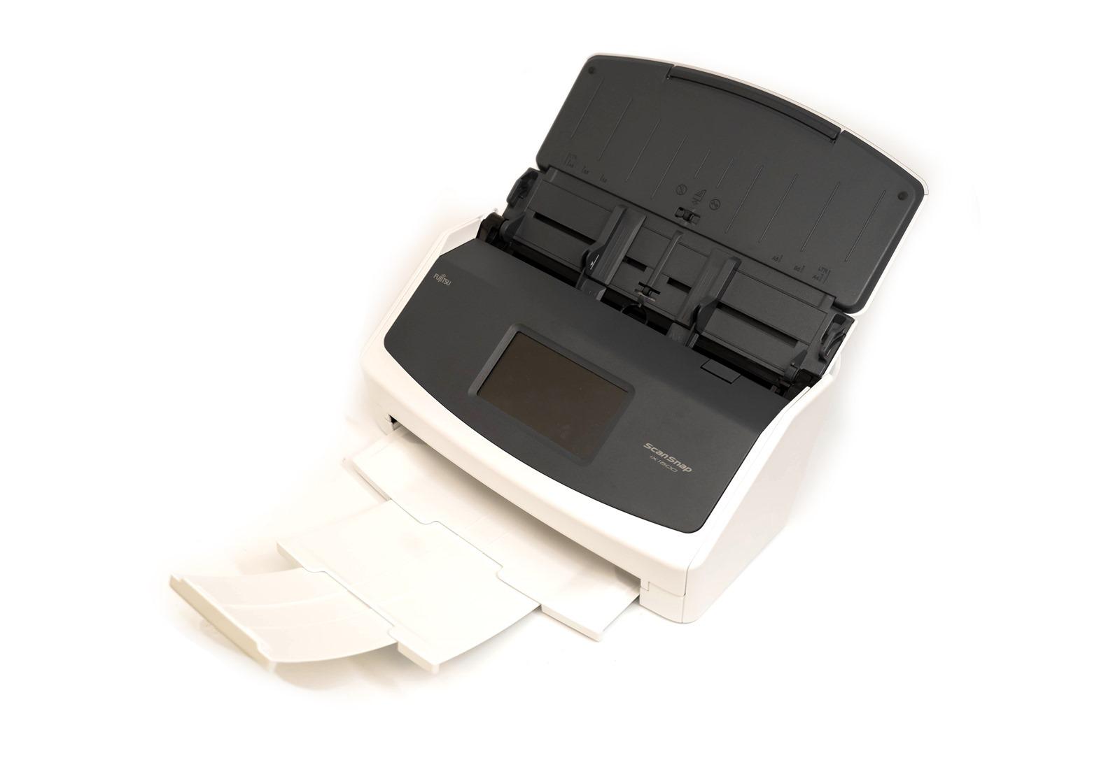 自炊掃描神器更進化!Fujitsu ScanSnap iX1500 掃瞄器更全功能開箱!每分鐘 60 面超快掃描! @3C 達人廖阿輝