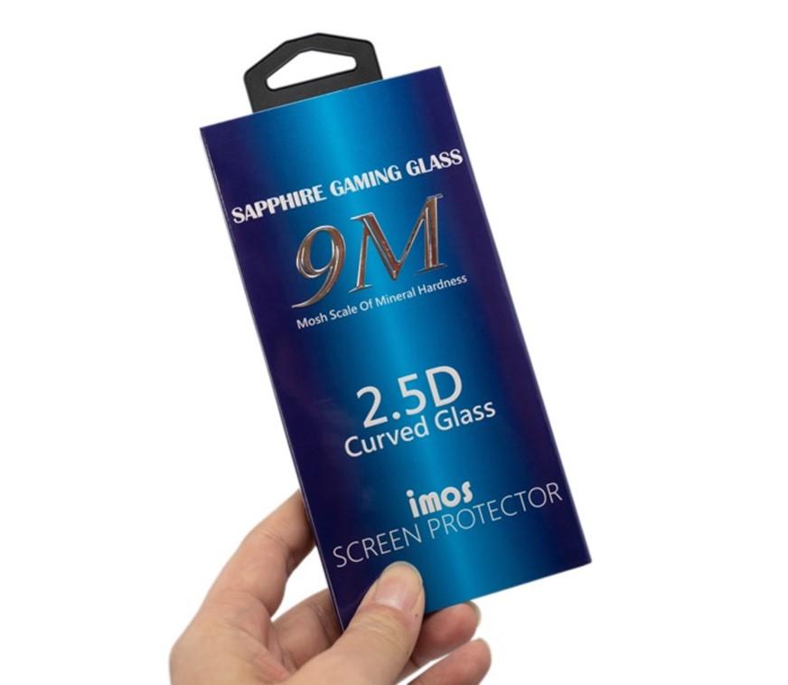 imos 藍寶石玻璃保護貼,緊密堅固守護 iPhone XS Max / XS / XR / X!保護貼中的愛馬仕當之無愧 @3C 達人廖阿輝