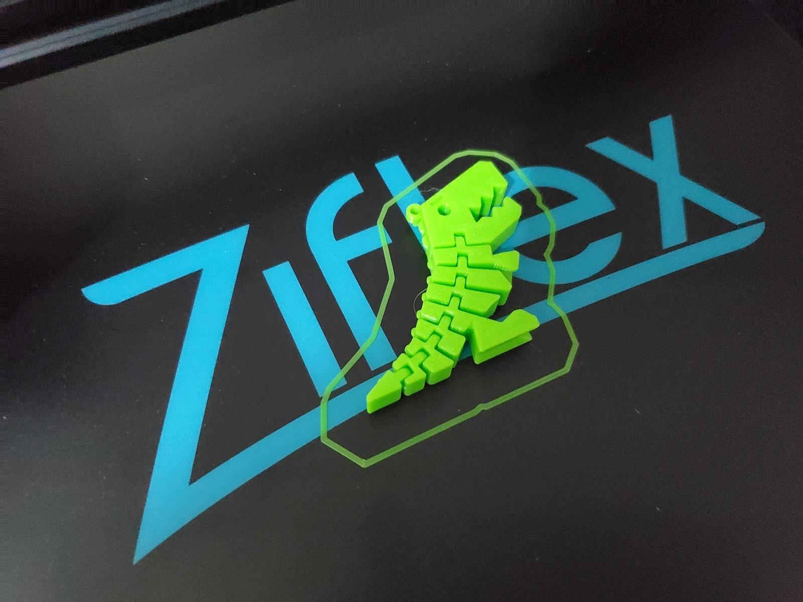 Ziflex 磁性列印底板 & 淘寶無牌版本比較分享 (磁性底板貼膜熱床防翹邊打印貼紙) @3C 達人廖阿輝
