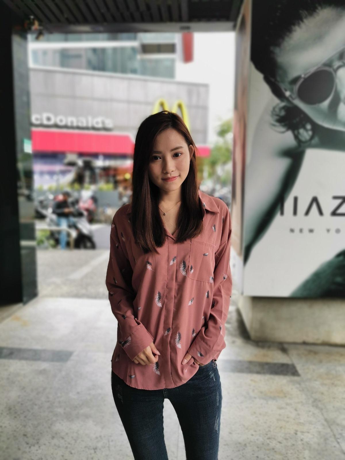 華為 P30 Pro 動手玩 (7) 相機實拍分享 – 人像拍照與自拍 ft 小潔 Mina @3C 達人廖阿輝