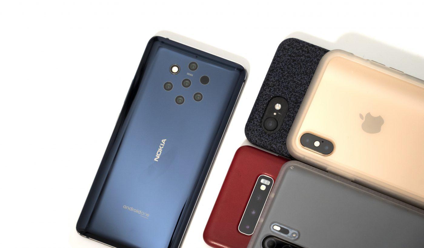 世界首款五鏡頭手機 Nokia 9 PureView 拍照強不強(上)日夜實拍(對比 iPhone Xs Max / Google Pixel 3 XL / 華為 P30 Pro / 三星 S10+)@3C 達人廖阿輝