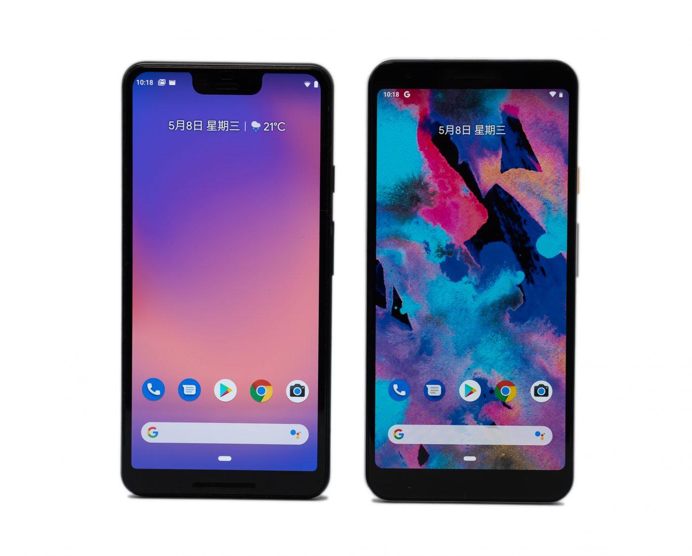 Google Pixel 3a XL (3) 彙整 Google 3a / 3a XL 與 Google Pixel 3 / 3 XL 規格表整理 @3C 達人廖阿輝
