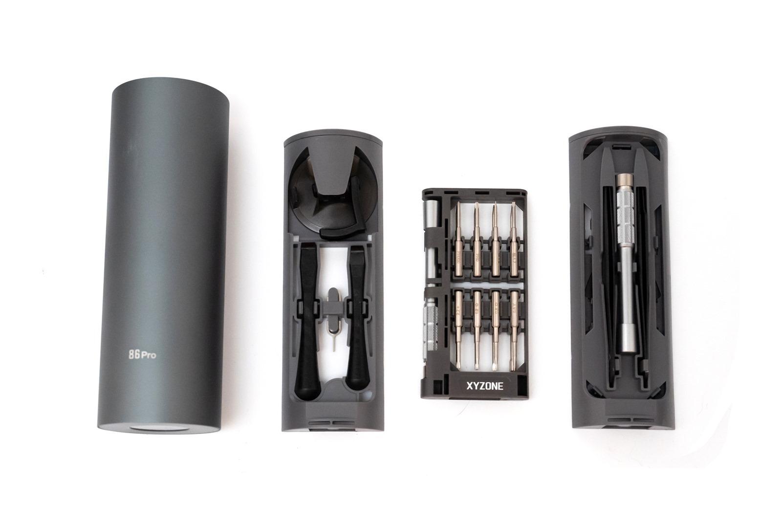 XYZONE 用的 86 Pro 拆機工具組開箱分享 @3C 達人廖阿輝