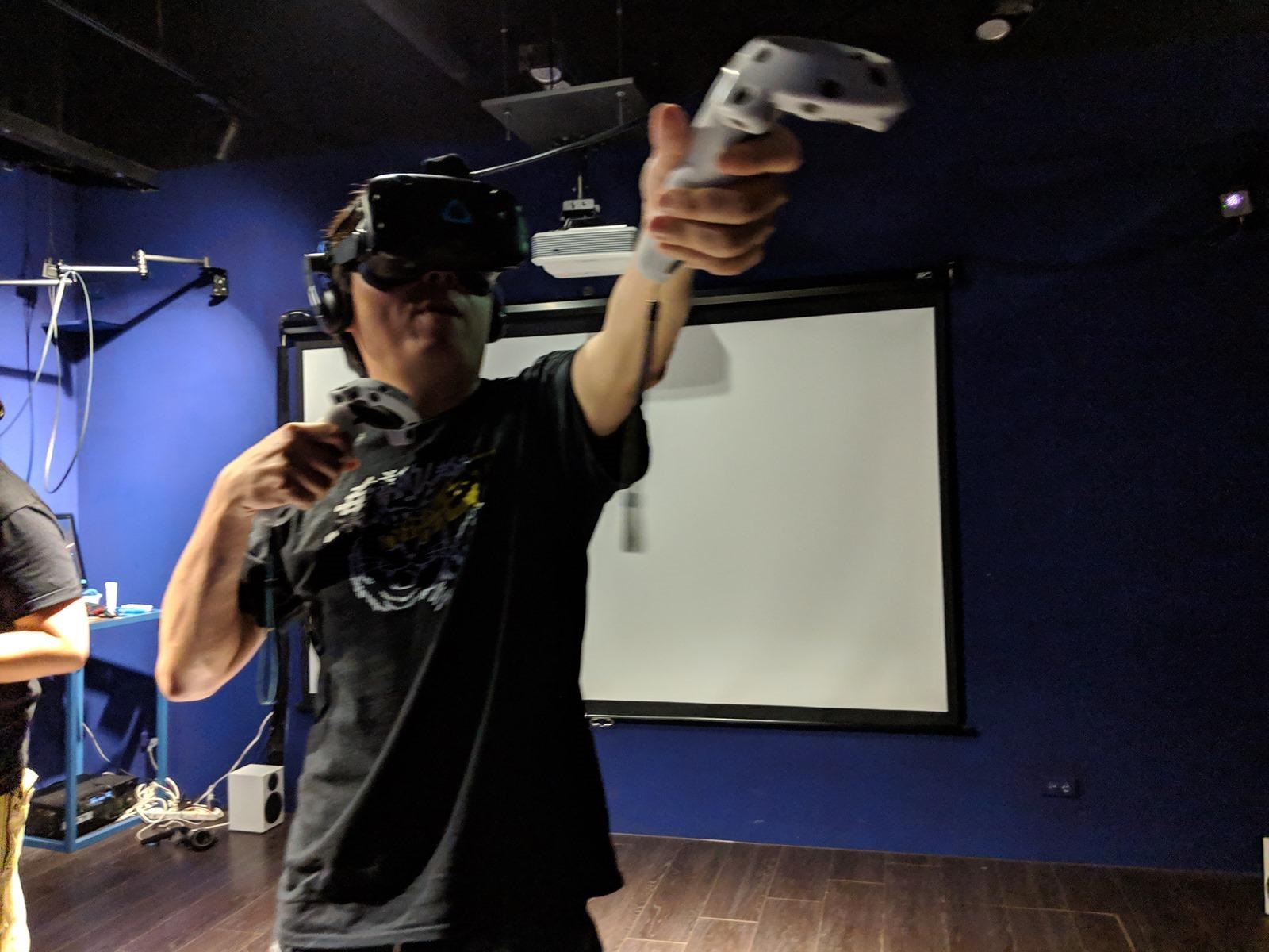 最強 VR 版密室逃脫『穿越梅杜莎之門』古希臘虛擬實境超爽快! @3C 達人廖阿輝