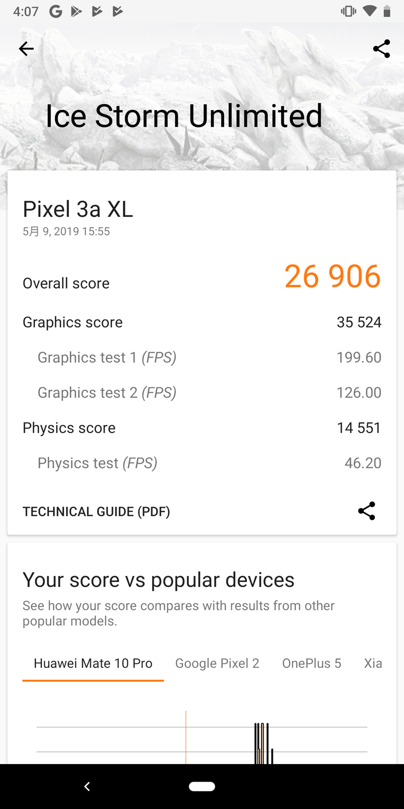 Google Pixel 3a & 3a XL (2) 性能與電力測試 ( Google Pixel 3a & 3a XL performance & battery test) (5/14 更新) @3C 達人廖阿輝