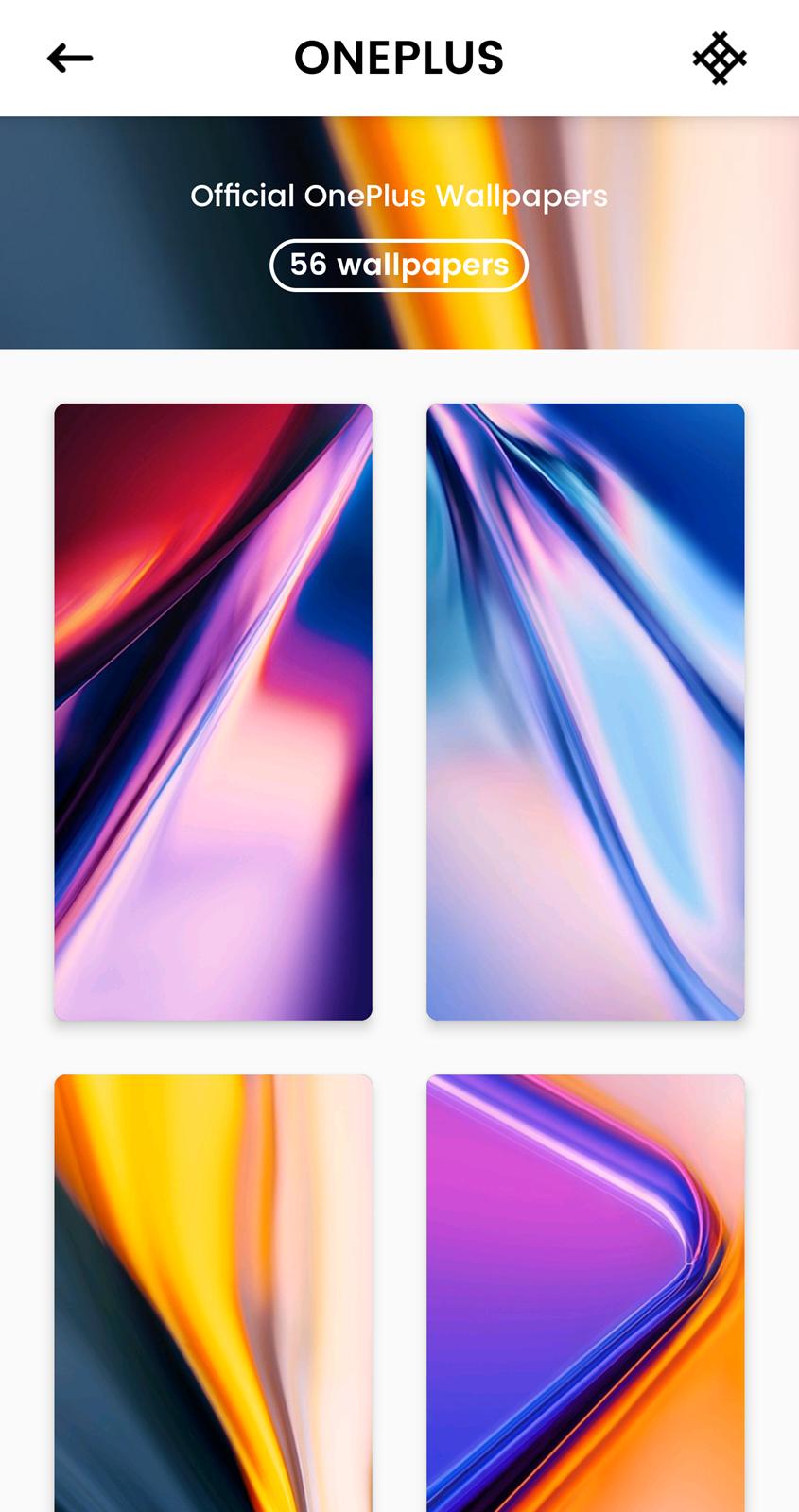免費下載 OnePlus 高品質桌布! Abstruct – Wallpapers in 4K 任何手機都可以安裝 @3C 達人廖阿輝