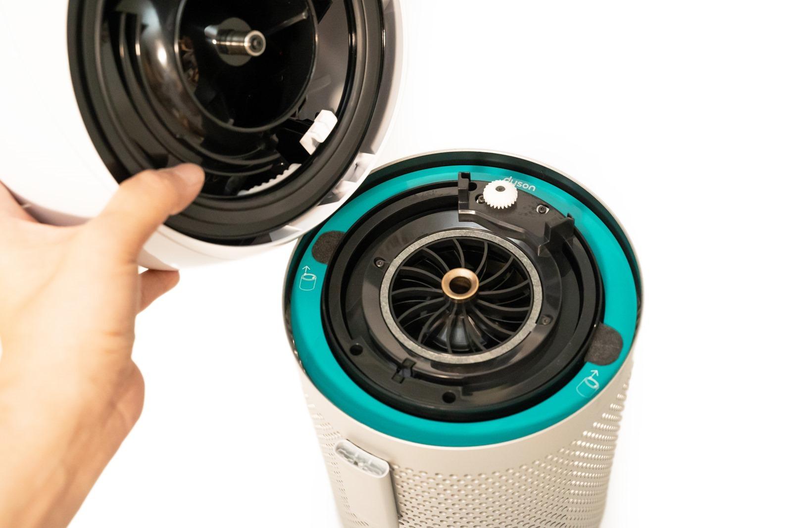 Dyson 再次震撼市場,Dyson Pure Cool Me™ 全新科技,讓你清淨涼爽整個夏天 @3C 達人廖阿輝