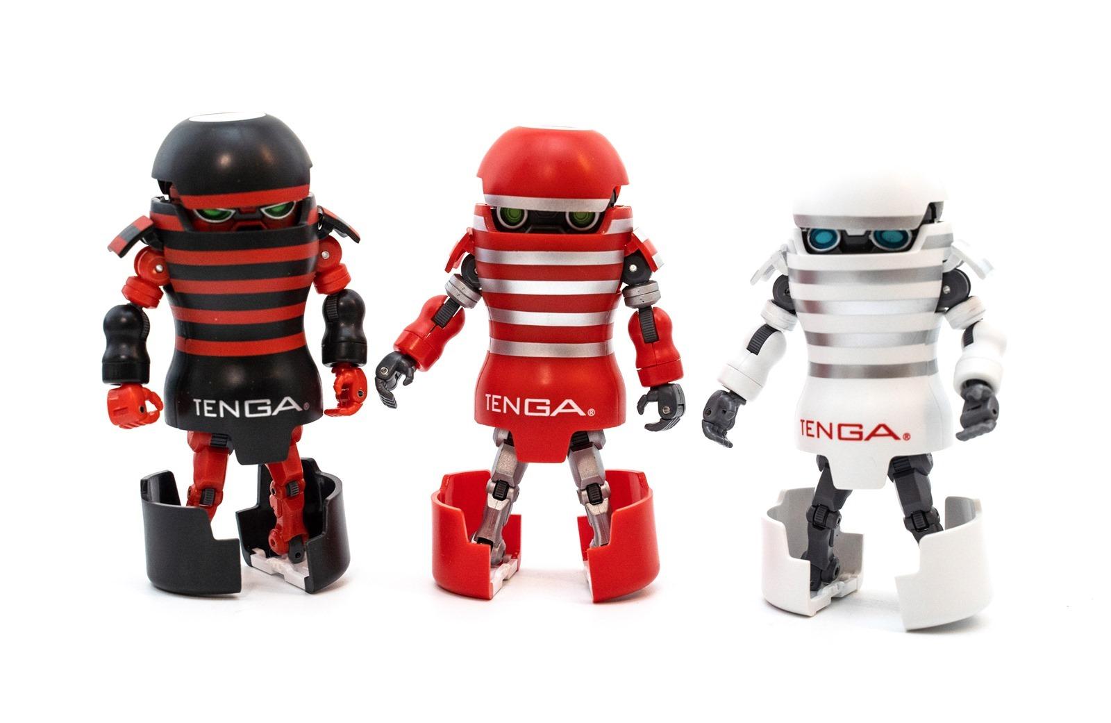 最壞壞與溫柔的 TENGA 機器人 HARD&SOFT 初回限定套裝開箱!一樣開箱沒有試用! @3C 達人廖阿輝