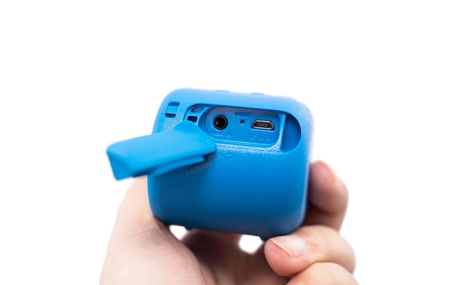 現在 Sony Xperia 1 買就送的 SRS-XB01 重低音藍牙喇叭開箱分享!還有 RX78 初鋼合體! @3C 達人廖阿輝