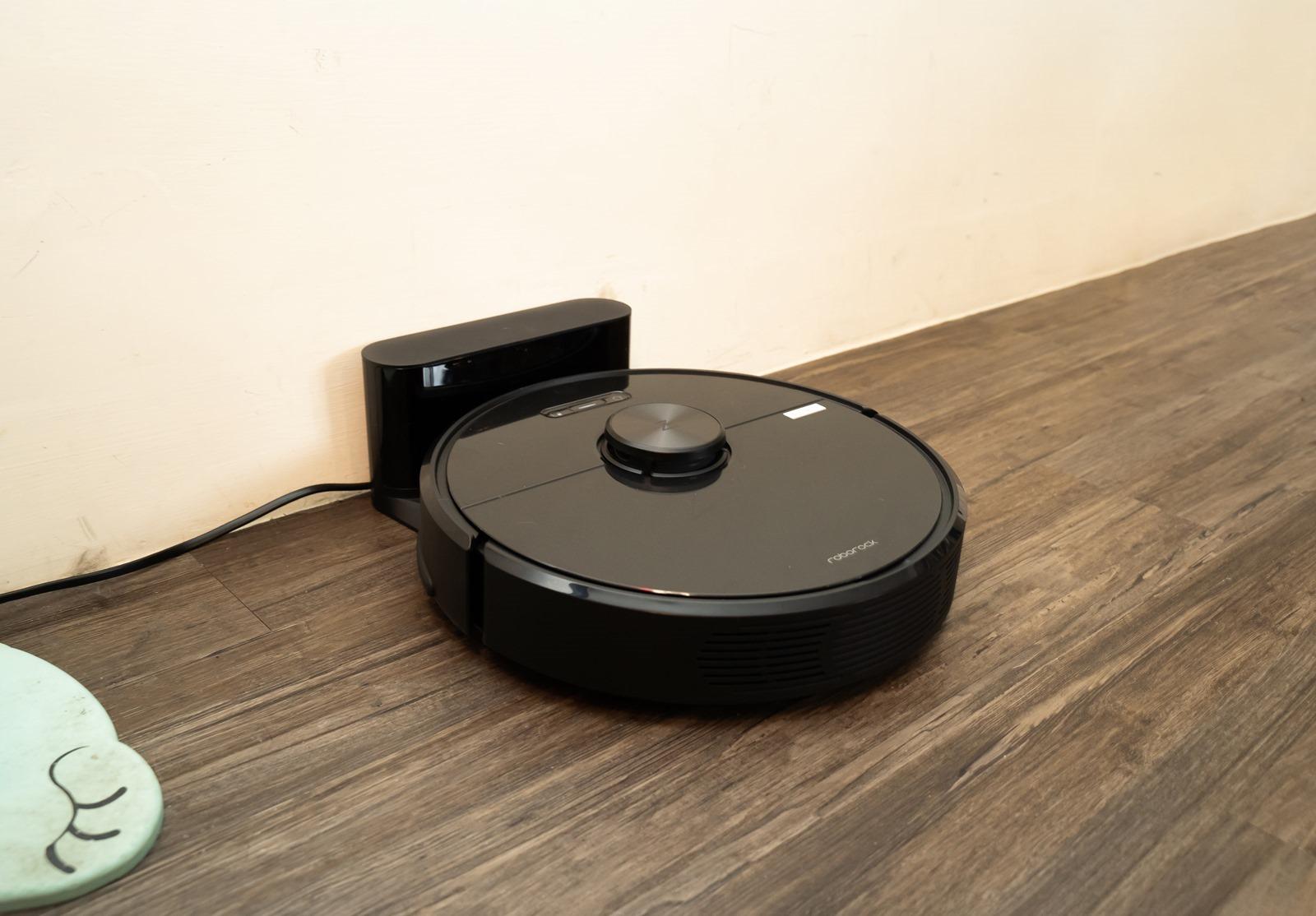 可吸可拖地表最強!石頭掃地機器人 S6 全面功能升級,不只更強還更安靜! @3C 達人廖阿輝